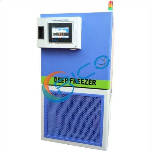 Ultra Low Deep Freezer