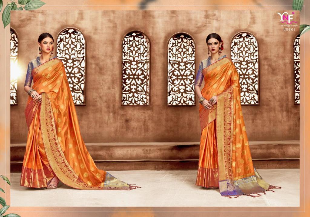 Kanjivaram Silk Sarees Online