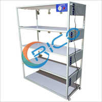 Laboratory Steel Rack