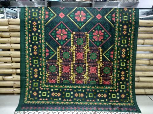 Digital Printed Asam silk Dupatta Fabric
