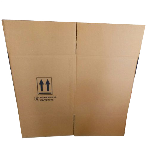 UN Approved Corrugated Fiberboard Box
