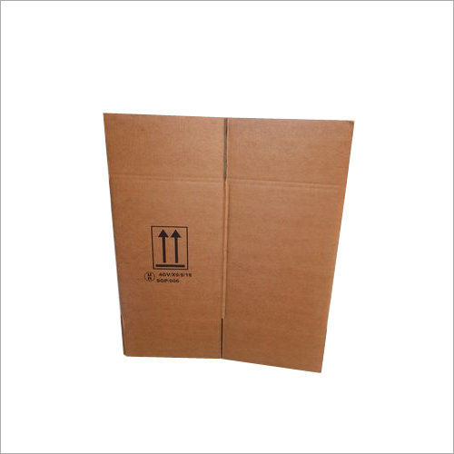 UN Mark 4GV Fibreboard Box