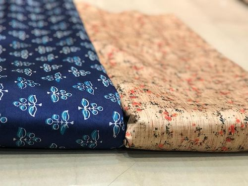 Digital textile printing services on scarf