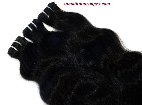 Black Wave Hair