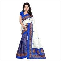 Hathi ghoda silk sarees