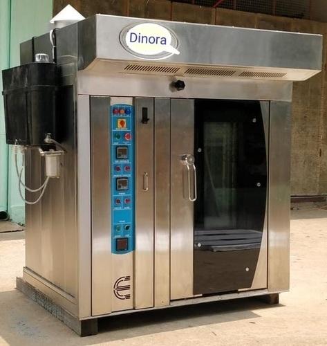 Mini rotary oven
