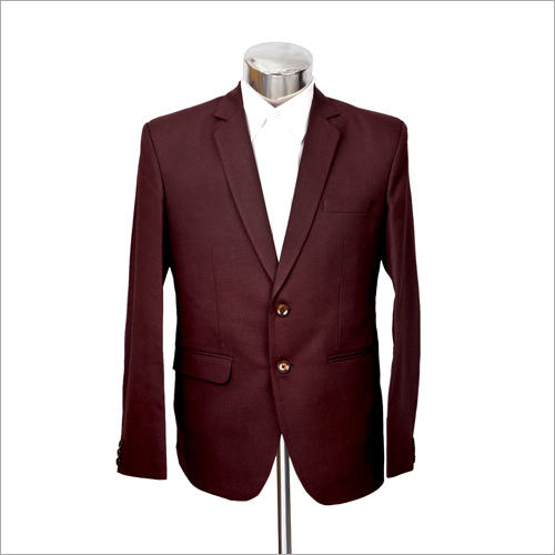 Mens Plain Suit