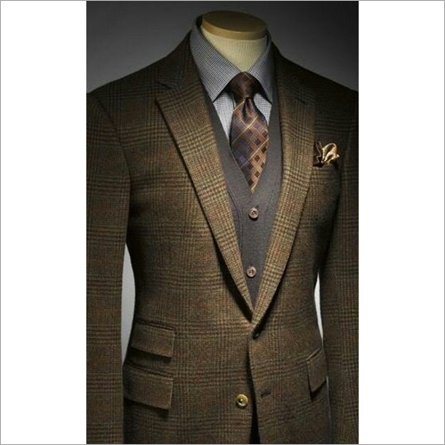 3 Piece Mens Suit