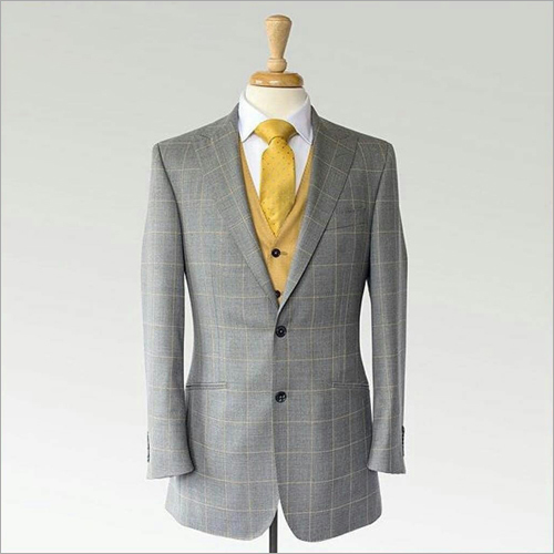 3 Piece Mens Designer Suit