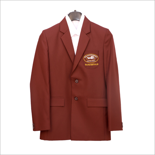 Boys Customized School Winter Uniform