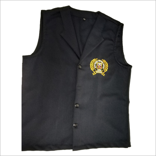 School Uniform Waistcoat