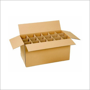 Corrugated Brown Box