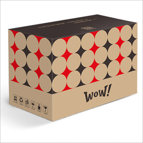 Printed Corrugated Packaging Box