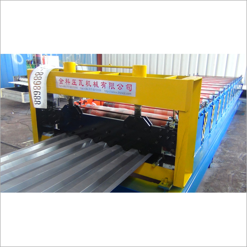 Pallet Tile Press Machine