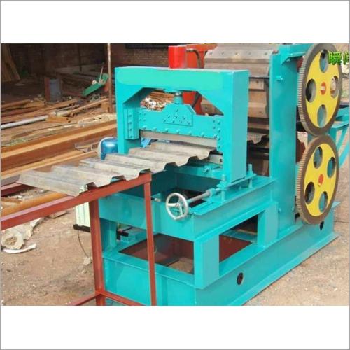 Sheet Roll Forming Machine
