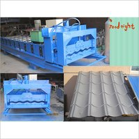 Glazed Tile Roll Forming Machinery