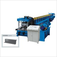Z Type Steel Cold Elbow Roll Forming Machine