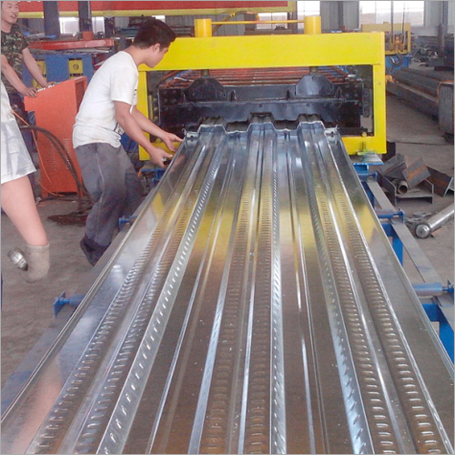 915 mm Floor Deck Roll Forming Machine