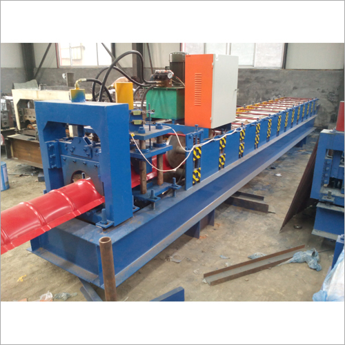 312 mm Ridge Tile Roll Forming Machine
