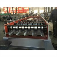 Container Plate Forming Machine