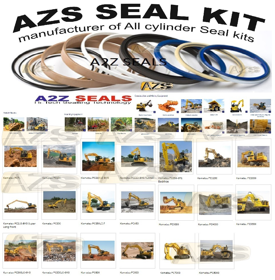 Putzmeister Seal Kit
