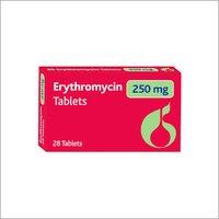 ERYTHROMYCIN