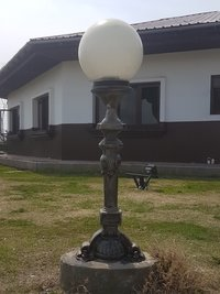 Decorative Outdoor Lighting Pole