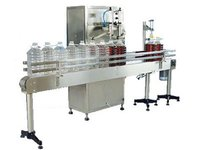 PLC Programming In Bottle Feeling Machine