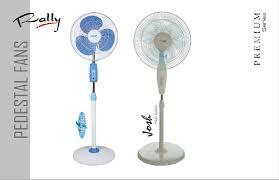 Rally Pedestal Fan