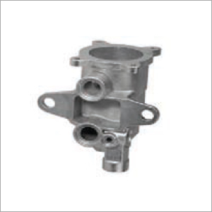 Railway Investment Casting
