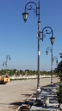 Decorative Pole service