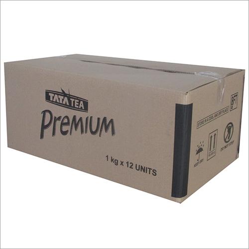 Corrugated Box Tea