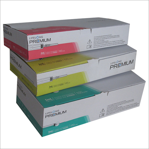 Syringe Boxes