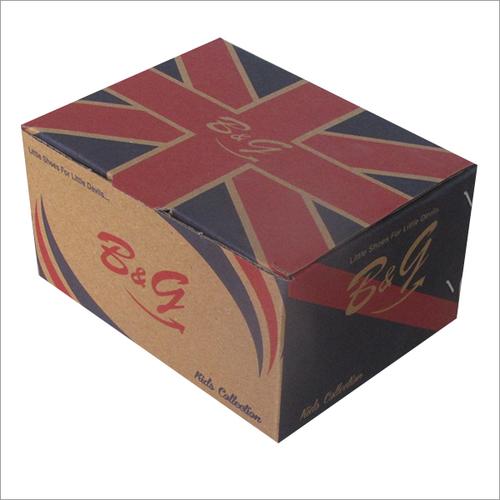 Kids Shoe Packing Box