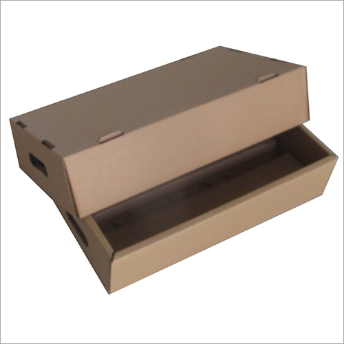 Multi Purpose Brown Corrugated Box