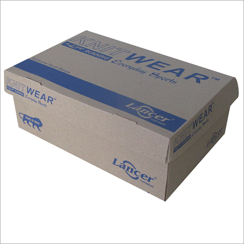 Sports Shoe Packing Boxes