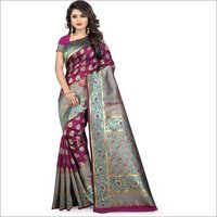 New Weaving silk saree