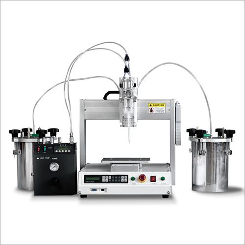 ab glue epoxy resin dispensing robot  automatic dispensing robot TH-2004D-2004AB1