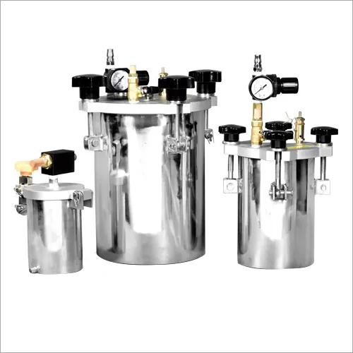 Adhesive Liquid Glue Dispensing Pressure Tank