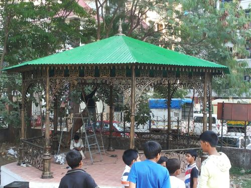 Iron Work Gazebo