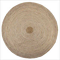 Jute Cotton Braided Rug