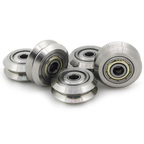 Stainless Steel Pulley Wheels