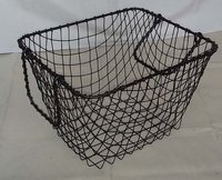 Iron Wired Basket