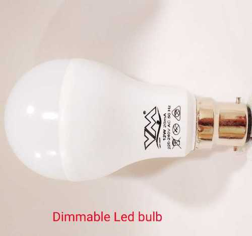 DIMMING LED BULB 12-6-2W