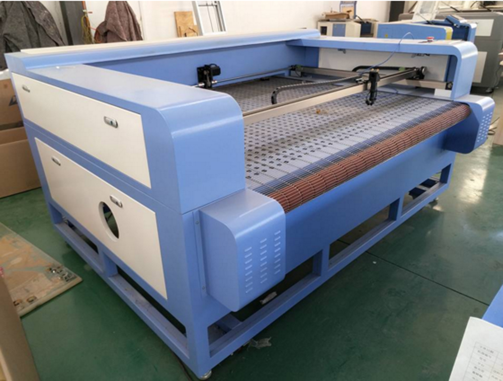 CNC laser cutter engraver