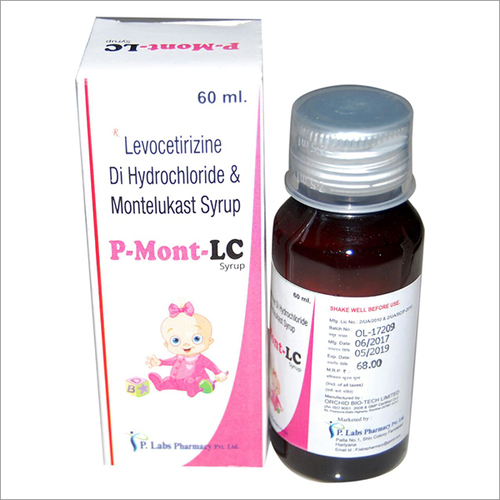 P-Mont-LC Syrup