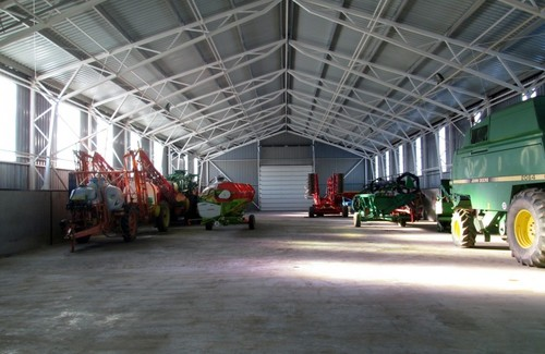 Industrial Workshop Shed
