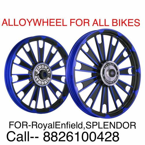 Alloy Wheel For All Bikes
