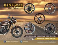 Alloy Wheel For Bikes