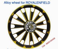 Alloy Wheel For Royal Enfield